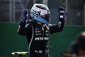 Bottas gana la sprint del GP de Italia, Pérez en top 10