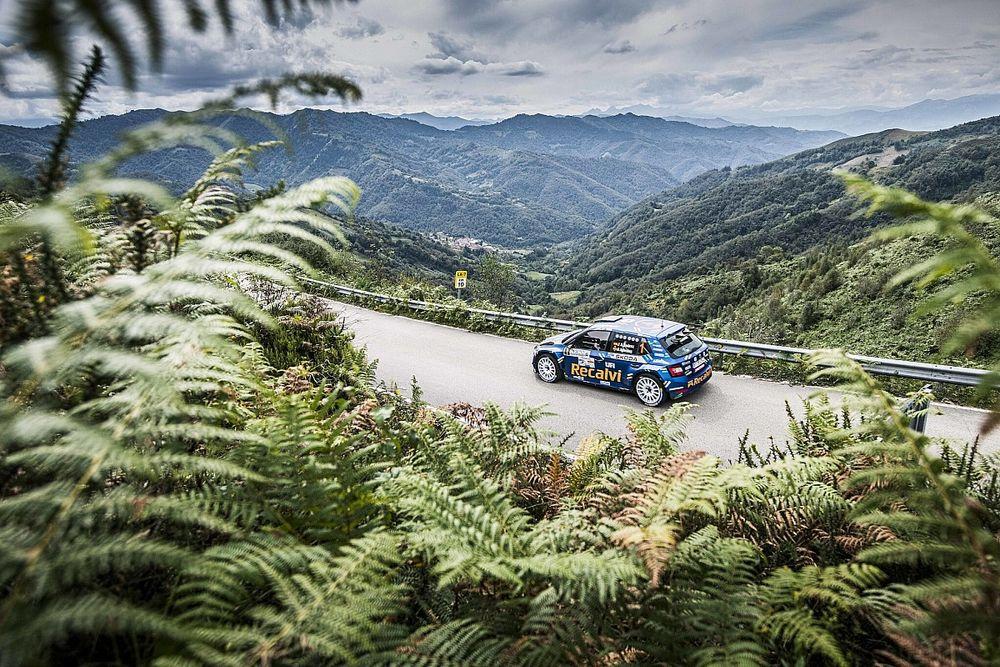 'Cohete' Suárez se lleva el Rally Princesa de Asturias 2021