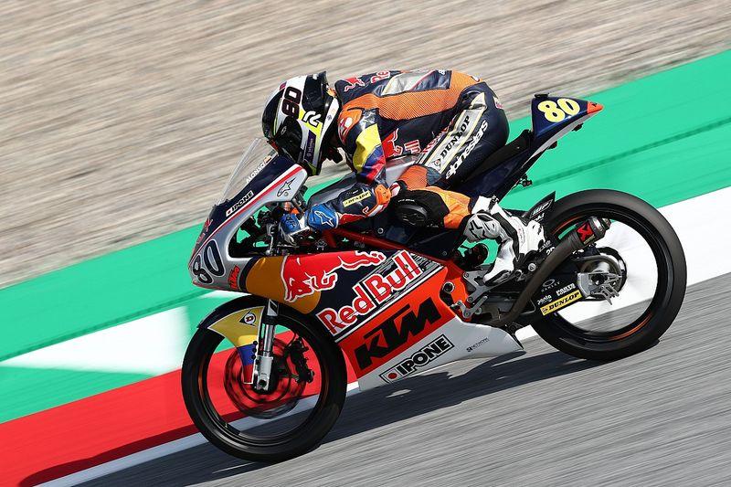 Hasil Race 1 Rookies Cup Aragon: Podium Bawa David Alonso Juara