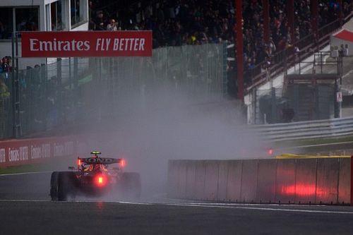 Los autos y los neumáticos fueron el problema en Spa