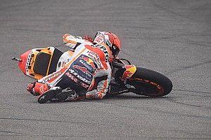 """Márquez: """"Cada semana hay carreras, y eso aumenta el riesgo de accidentes"""""""