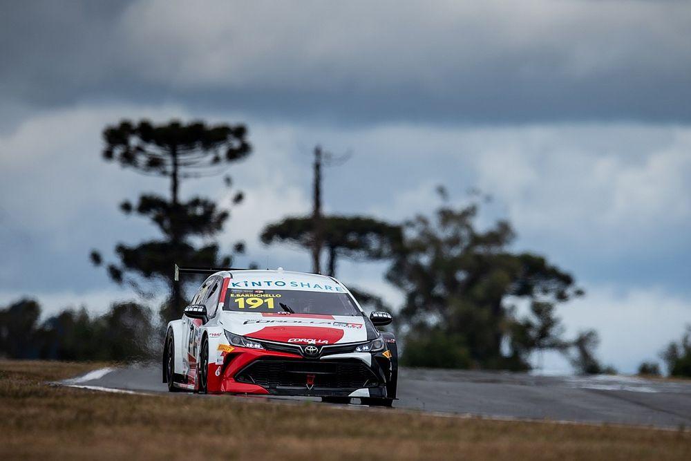 Stock Car: Dudu Barrichello fica a 0.1s do Q2 e larga em 25º em Curitiba