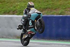Moto3 Avusturya 1. antrenman: Binder hızlı başladı, Deniz dördüncü