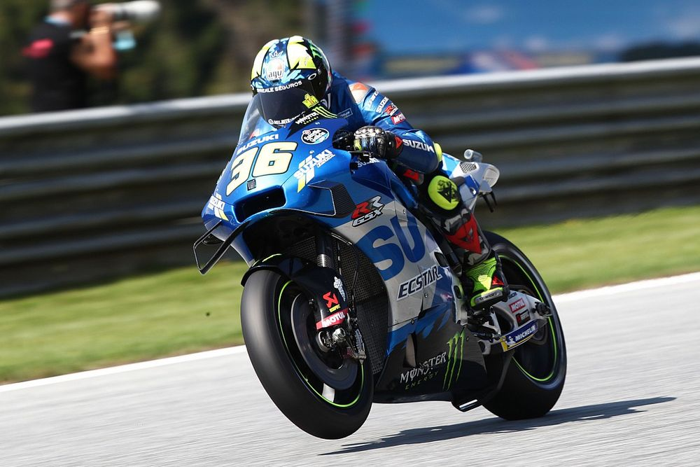 The Suzuki upgrade that made Mir's Styria MotoGP victory battle possible