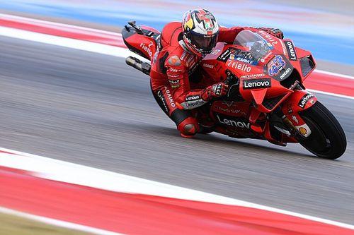 Miller domina la 3° práctica de MotoGP en Austin