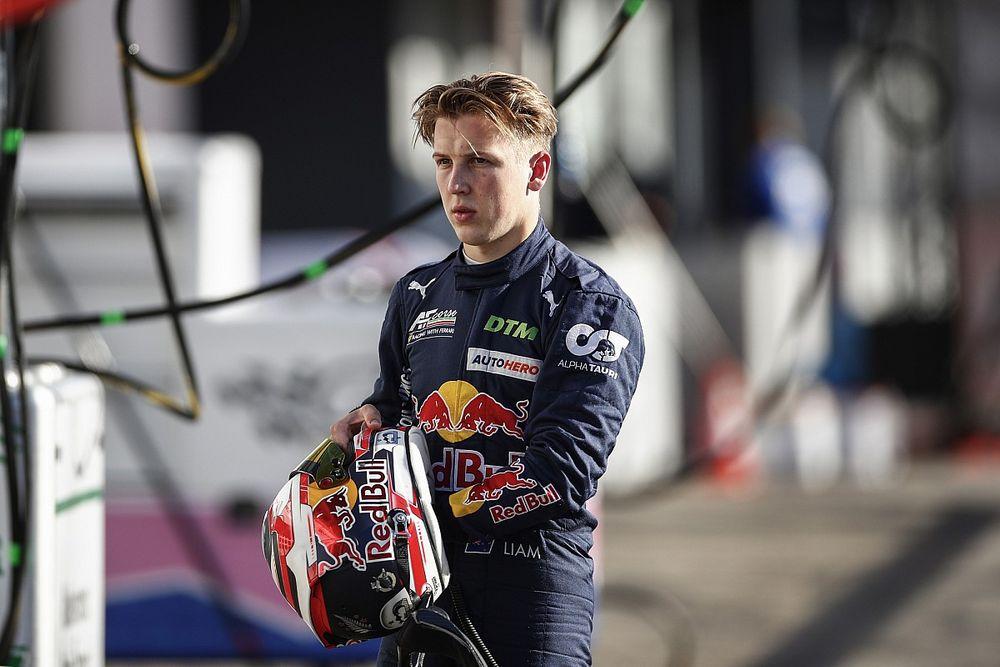 Juri Vips dan Liam Lawson Akan Turun di Sesi Tes F1 Abu Dhabi