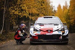 Toyota w drodze po tytuły