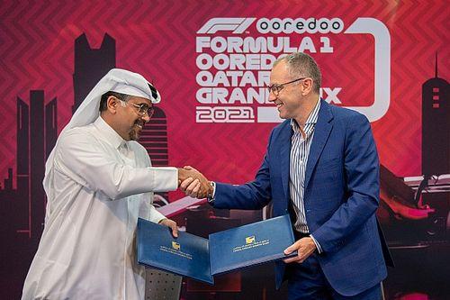 رسميًا: قطر تستضيف سباقات الفورمولا واحد لعشر سنوات