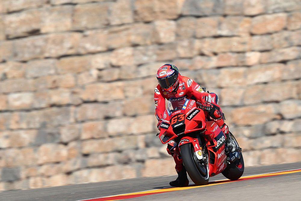 【リザルト】MotoGP第13戦アラゴンGP 予選タイム結果