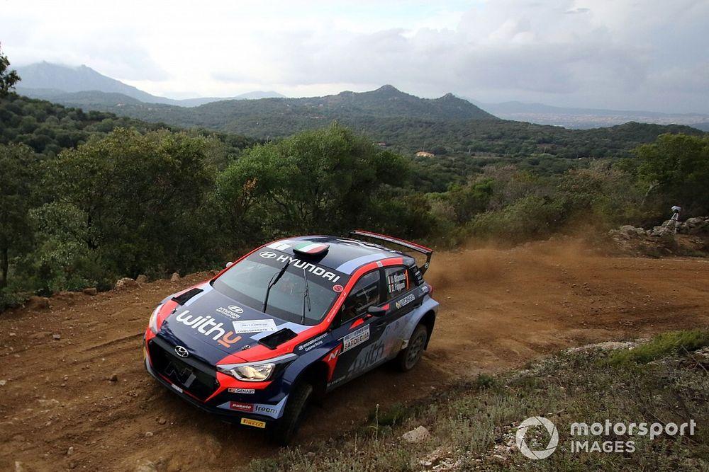 ERC: riecco la Hyundai di Scandola-Fappani alle Azzorre