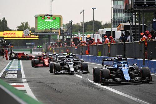 Megismétli valaki Alonso lágy keverékes kockáztatását a monzai sprintkvalifikáción?