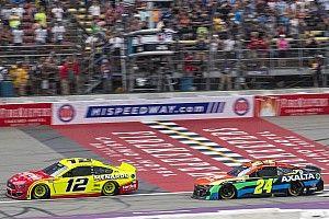 NASCAR: Michigan-Fotofinish geht an Ryan Blaney