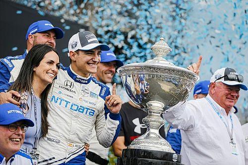 Palou pakt IndyCar-titel, Herta wint seizoensfinale in Long Beach