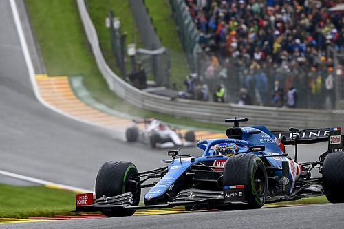 Alonso: Eau Rouge barrier changes will not stop big crashes