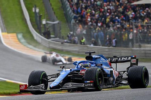 Así fue la loca batalla por la pole del GP de Bélgica de Fórmula 1