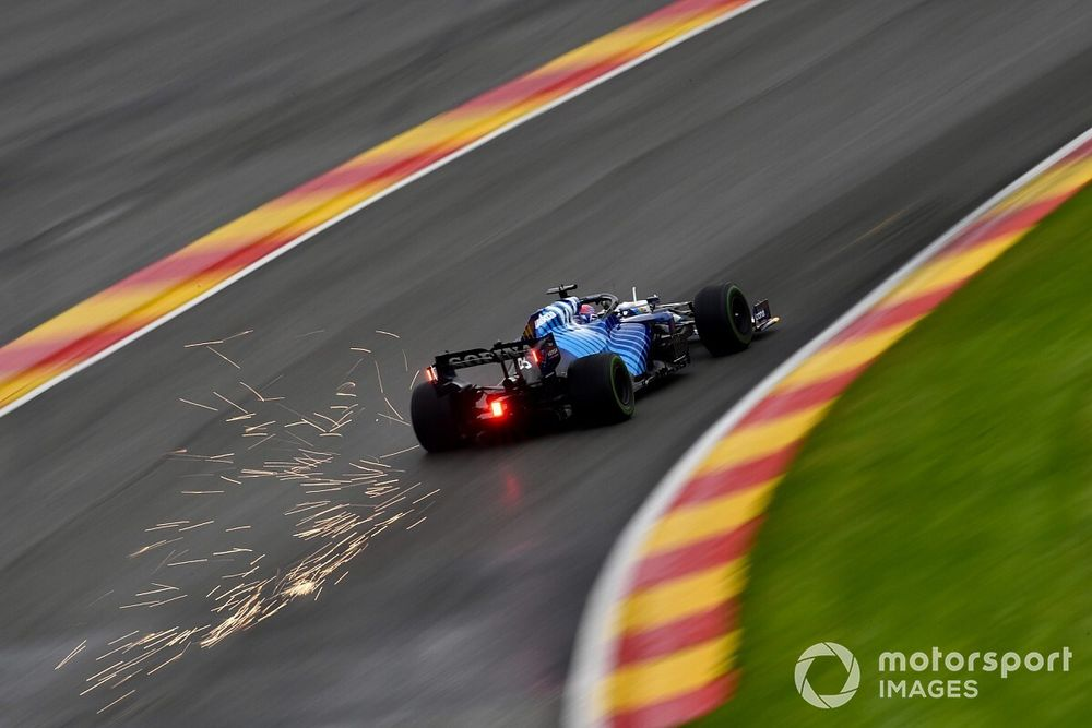 The critical calls that led to the memorable moment of an infamous Spa F1 weekend