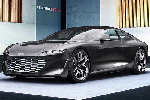Lenyűgöző 710 lóerős elektromos tanulmányt mutatott be az Audi