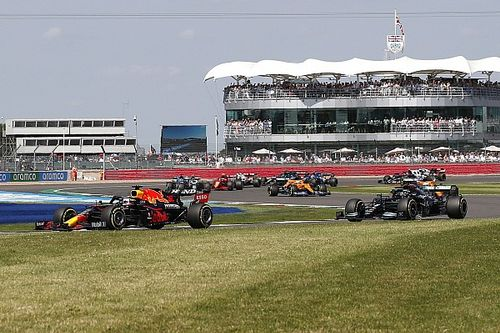 Shovlin: Accidente entre Verstappen y Hamilton era inevitable