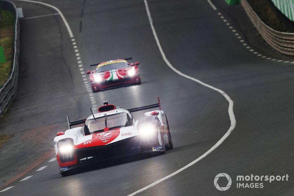 Toyota Puncaki Kualifikasi Le Mans 24 Hours 2021, Sean Gelael P7 LMP2