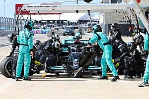 Mercedes: Hamilton aurait pu gagner en s'arrêtant très tôt
