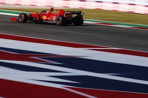 Ferrari sürücüleri cuma gününden memnun ayrıldı