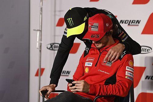 Valentino Rossi: Francesco Bagnaia Tak Mau Dengar Saran Saya