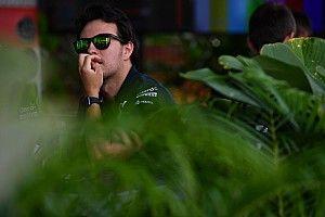 «Мы общались, но ничего серьезного». Перес о переговорах с McLaren