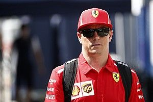 """Kimi Räikkönen räumt ein: Ferrari-Abschied """"nicht meine Entscheidung"""""""