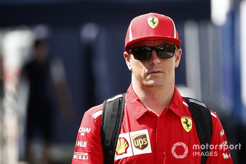 Raikkonen only started Sauber talks at Monza