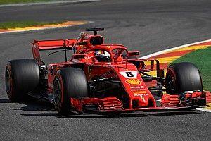 GP Belgio: Vettel torna a far sognare la Ferrari, Hamilton si è dovuto arrendere
