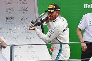 """Hamilton: """"La negatività dei tifosi della Ferrari nei miei confronti mi ha caricato"""""""