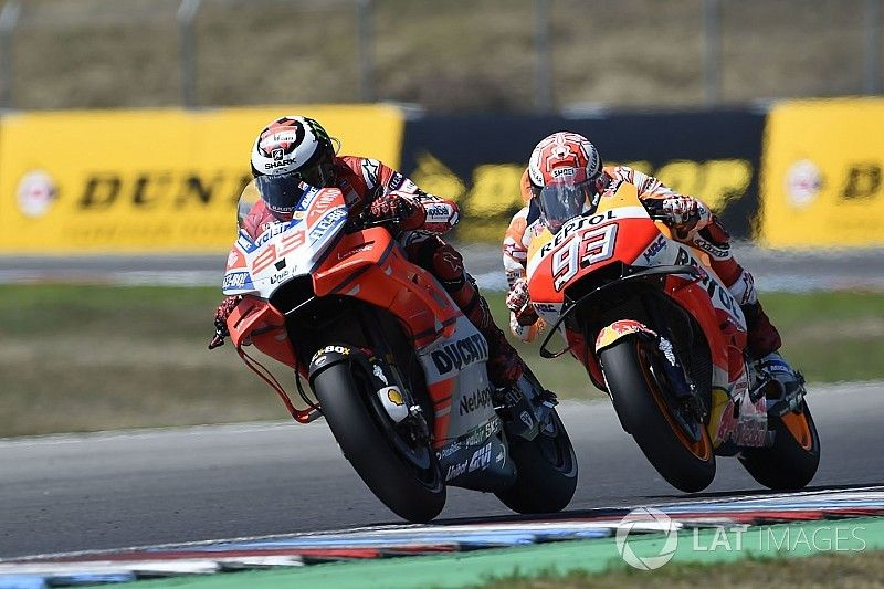 Is Ducati's Brno resurgence enough to topple Marquez?