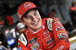 Christopher Bell to try for another NASCAR win on dirt