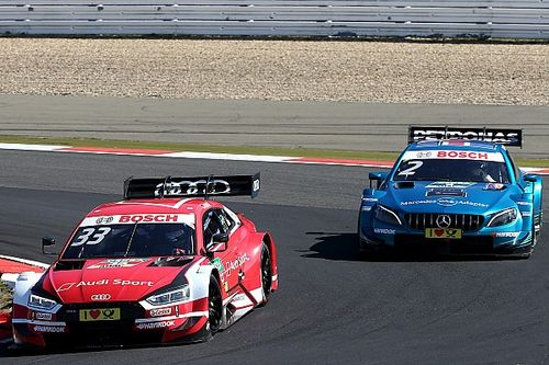 The DTM rule tweak that angered Mercedes