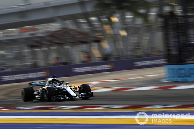 Live: Follow Singapore GP practice as it happens