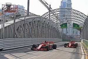 Vettel szerint a Red Bullal komolyan számolni kell a Szingapúri GP-n