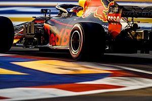 Red Bull podría tener penalizaciones en Rusia por tomar el Spec-B de Renault