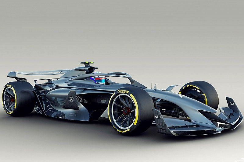 """Fotos: los coches de F1 del """"futuro"""""""