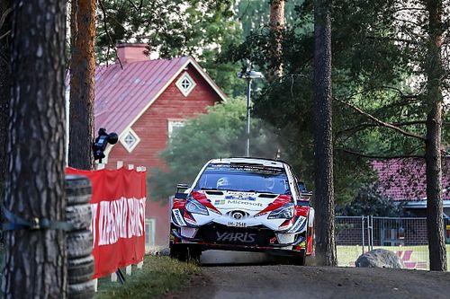 Tanak y Ostberg, de poder a poder en el Rally de Finlandia