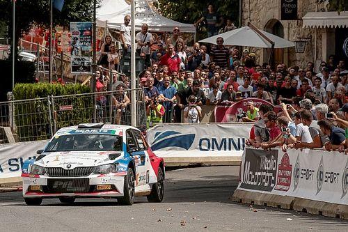 Il Rally di Roma Capitale incorona Giandomenico Basso. Bravi Scattolon e Rusce