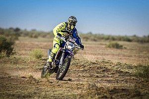 India Baja: TVS rider Santolino and Saikia score wins