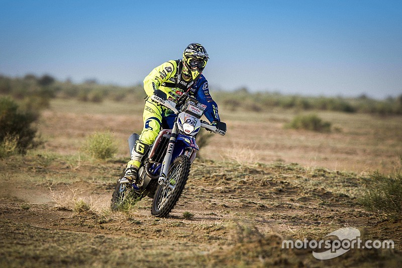 India Baja: TVS rider Santolino and Saikia score wins