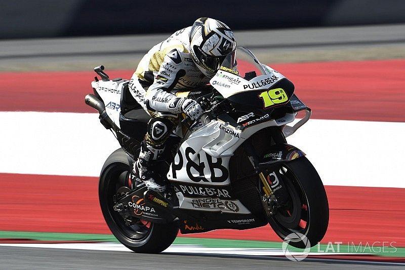 Nieto MotoGP team steps down to Moto2 for 2019