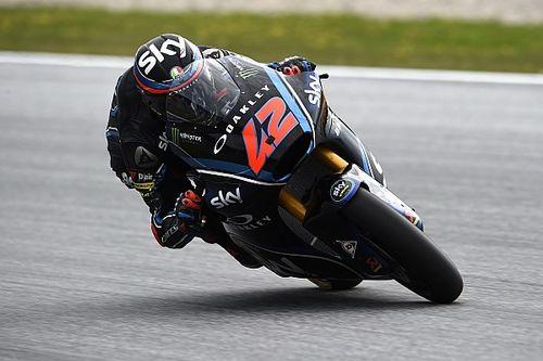 Moto2 Austria: Bagnaia cetak hat-trick pole