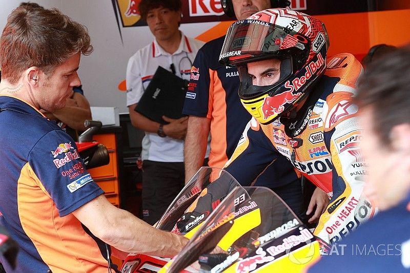 """Márquez : """"J'aimerais pouvoir dire que nous sommes les plus rapides"""""""