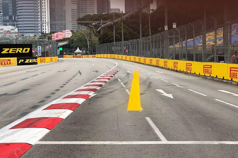Whiting: Wijzigingen aan circuit Singapore 'zonde van de verf'