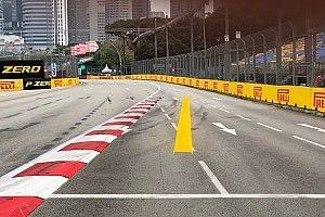 "Whiting admite que en Singapur se cometió un inútil ""gasto de pintura"""