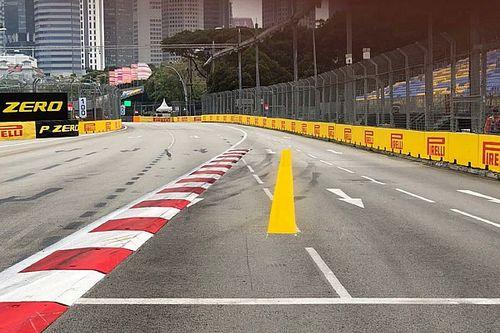 La FIA serre la vis sur les limites de la piste