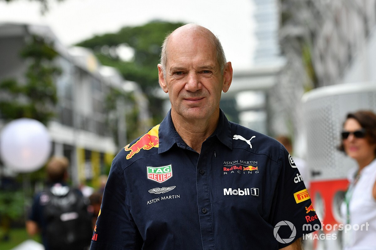 "Red Bull ""found a way"" to reinvigorate Newey"