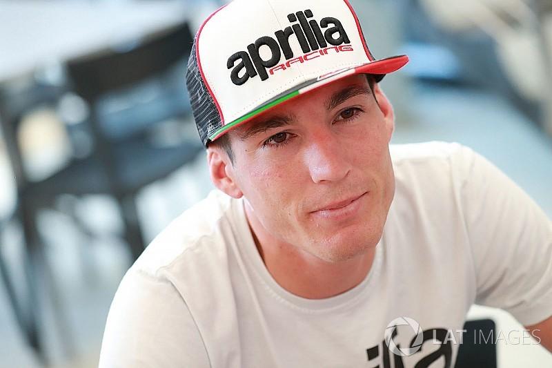 """Aleix Espargaró estará en Brno y espera """"cambiar la suerte"""""""